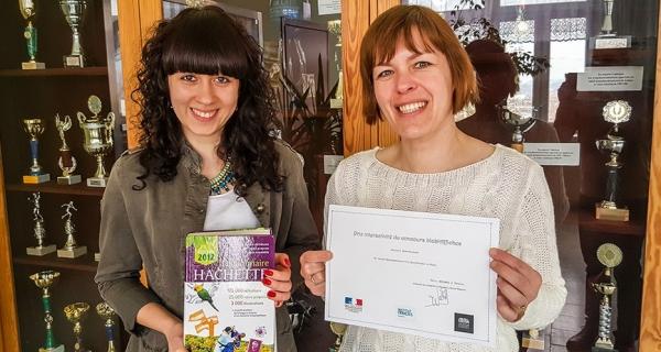 Sukces uczennicy II LO w ogólnopolskim konkursie